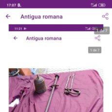 Antigüedades: ANTIGUA ROMANA. Lote 221382346