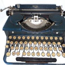 Antigüedades: ANTIGUA MAQUINA DE ESCRIBIR TYPEWRITER ROYAL. Lote 221455290