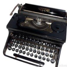 Antigüedades: ANTIGUA MAQUINA DE ESCRIBIR TYPEWRITER KAPPEL. Lote 221460107