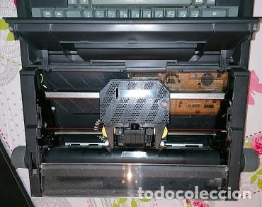 Antigüedades: MÁQUINA DE ESCRIBIR ELECTRÓNICA OLIVETTI ET PERSONAL 530 + MANUAL DE INSTRUCCIONES EN ESPAÑOL - Foto 5 - 220755597