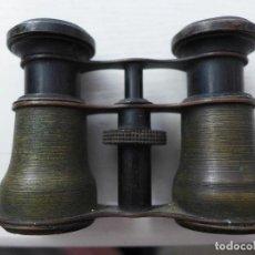 Antigüedades: PEQUEÑOS PRISMATICOS O BINOCULARES. Lote 221499063