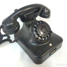 Téléphones: TELÉFONO DE BAQUELITA FR REINER. AÑOS 40.. Lote 221571297