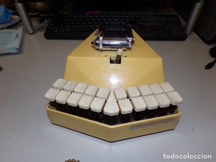 ANTIGUA MÁQUINA DE ESTENOTIPIA MARCA VITEGRAPH (Antigüedades - Técnicas - Máquinas de Escribir Antiguas - Otras)