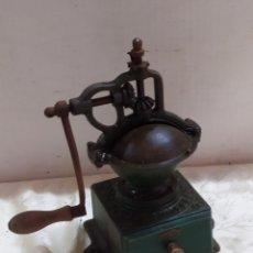 Antigüedades: ESPECTACULAR MOLINILLO DE CAFÉ PEUGEOT SIGLO XIX FUNCIONA. Lote 221722551
