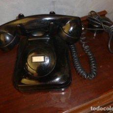 Teléfonos: ANTIGUO TELEFONO DE BAQUELITA. Lote 221803643