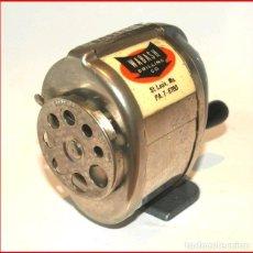 Antigüedades: AFILALÁPICES DE MESA NORTEAMERICANO DE 1940-50. WABASH DRILLING CO. Lote 221824060