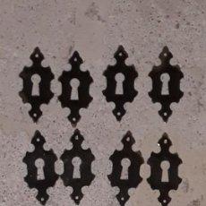 Antigüedades: BOCALLAVES PARA MUEBLES. Lote 221858361