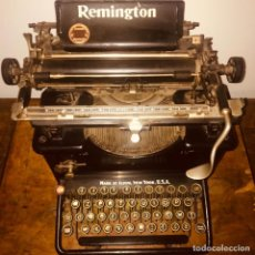 Antigüedades: MAQUINA REMINGTON ANTIGUA AÑOS 20. Lote 221864273