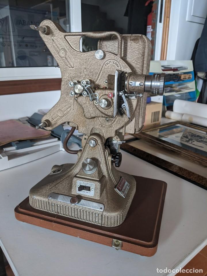 1940 PROYECTOR KEYSTONE MODELO BELMONT K-161 IMPECABLE - 16 MM - BOSTON - ESTADOS UNIDOS (Antigüedades - Técnicas - Aparatos de Cine Antiguo - Proyectores Antiguos)