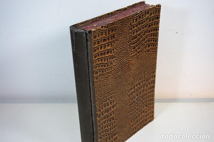 Antigüedades: ANTIGUA CAJA PARA PREPARACIONES MICROSCOPICAS c.1900 - Foto 6 - 221944628