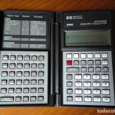 Antigüedades: CALCULADORA CIENTIFICA HEWLETT PACKARD 28S ADVANCED SCIENTIFIC CALCULATOR RPN RPL HP 28S HP-28S. Lote 221992482