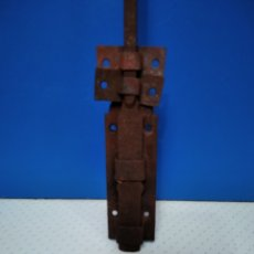 Antigüedades: ANTIGUO PESTILLO LARGO.. Lote 222026943