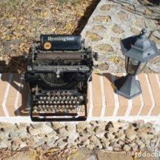 Antigüedades: ANTIGUA MAQUINA DE ESCRIBIR. Lote 222032885