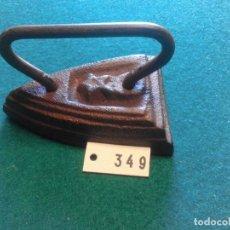Antigüedades: PLANCHA DE HIERRO FUNDIDO. Lote 222051001