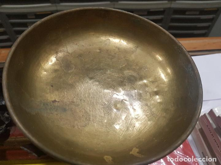 Antigüedades: BALANZA CIMAS VALENCIA - 2 KG - CON PESAS PARCIALES - VER FOTOS - Foto 6 - 222067925