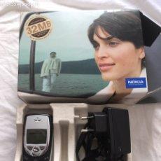 Téléphones: TELEFONO NOKIA CON BATERIA Y CARGADOR. Lote 222074556