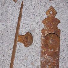 Antigüedades: TIRADORES PARA ARMARIO. Lote 222076602