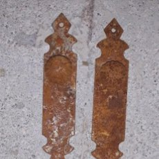 Antigüedades: TIRADORES PARA ARMARIO. Lote 222076756
