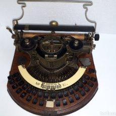 Antigüedades: ANTIGUA MAQUINA DE ESCRIBIR TYPEWRITER HAMMOND 12 CIRCULAR. Lote 222098675