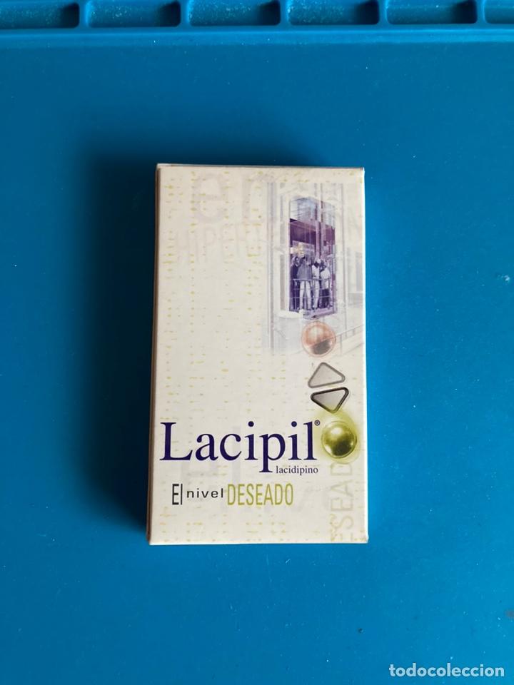 Antigüedades: Nivel de bolsillo con metro Lacipil - Foto 2 - 222149450