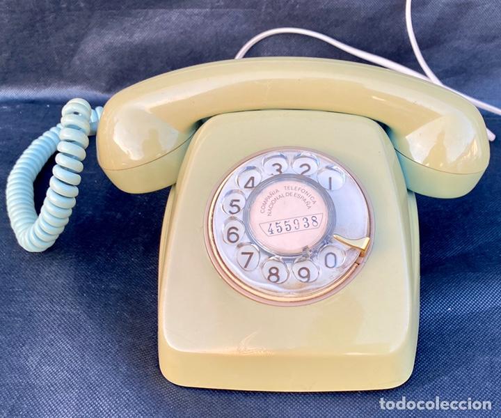 CITESA. TELÉFONO CITESA ANTIGUO (Antigüedades - Técnicas - Teléfonos Antiguos)