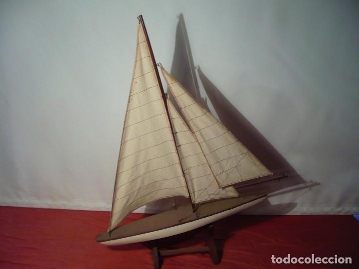 BARCO VELERO (Antigüedades - Antigüedades Técnicas - Marinas y Navales)