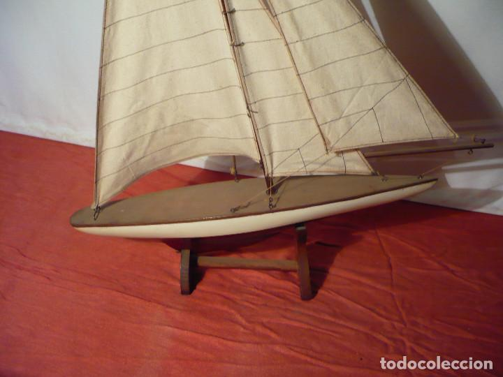 Antigüedades: Barco Velero - Foto 2 - 222199780