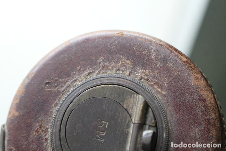 Antigüedades: cinta metrica antigua 5m. - Foto 4 - 222302727
