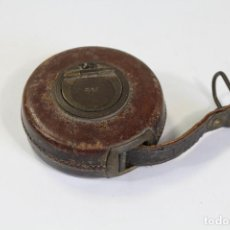 Antigüedades: CINTA METRICA ANTIGUA 5M.. Lote 222302727