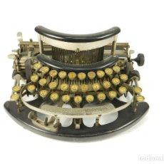 Antigüedades: MAQUINA DE ESCRIBIR IMPERIAL B AÑO 1915 TYPEWRITER SCHREIBMASCHINE A ECRIRE. Lote 222334245