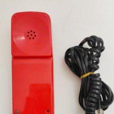Teléfonos: TELÉFONO FIJO CON TAPADERA. AÑOS 80 90.. Lote 222335261
