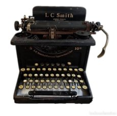 Antigüedades: MÁQUINA ESCRIBIR L.C. SMITH & CORONA N 8/10 MADE IN USA AÑO 1930. Lote 222359406