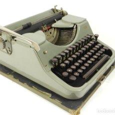 Antigüedades: MAQUINA DE ESCRIBIR MERCEDES K45 AÑO 1950 TYPEWRITER SCHREIBMASCHINE A ECRIRE. Lote 222366590