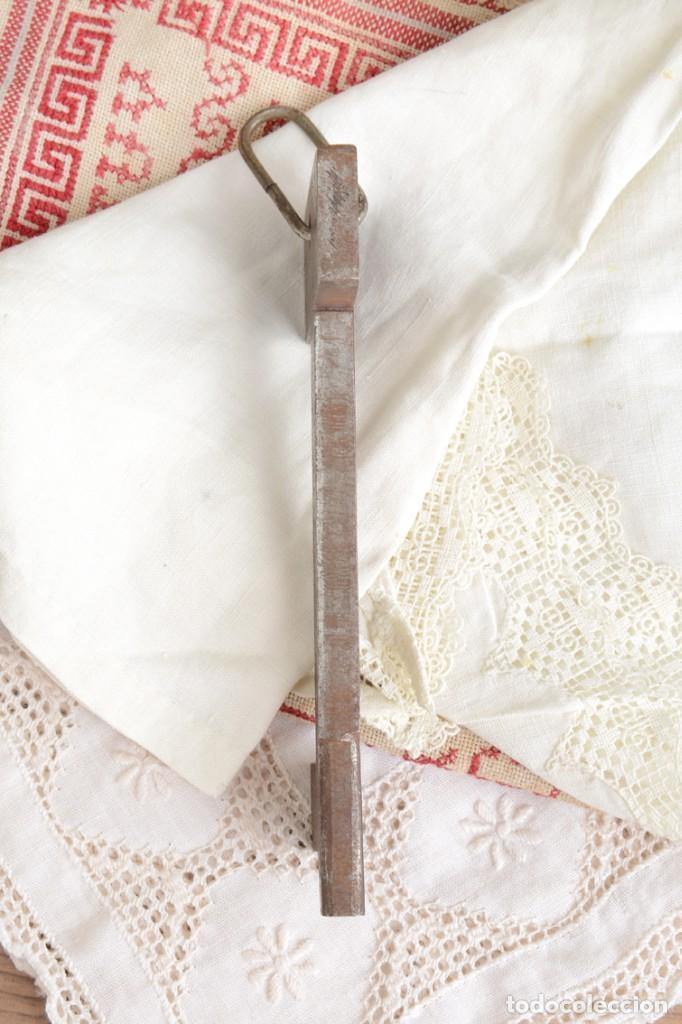 Antigüedades: Gran Llave vintage de hierro - Foto 6 - 222383970