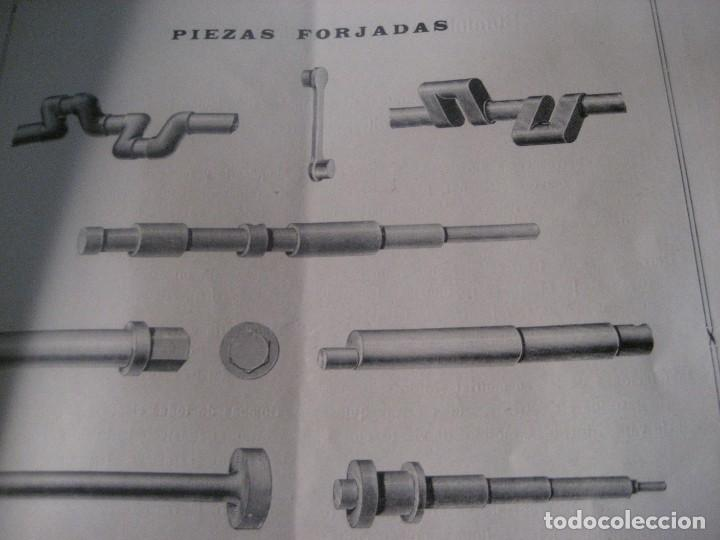 Antigüedades: catalogo 19 seccion de aceros . maquinaria anglo americana daulignac . 1917 - Foto 6 - 222390020