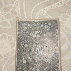 Antigüedades: ANTIGUA PLACA DE COBRE CON GRABADO PARA GRABAR - INPRIMIR EN PAPEL MATRIZ IMPRENTA AÑOS 20-30. Lote 222397816