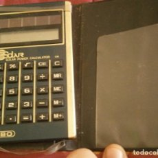 Antigüedades: ANTIGUA CALCULADORA SOLAR, SOLAR POWER CALCULATOR MBO.. Lote 222433163