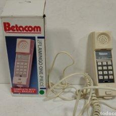 Teléfonos: VINTAGE ,TELEFONO FLAMINGO DE BETACOM. Lote 222446512