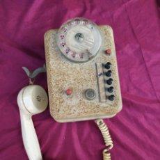 Teléfonos: ANTIGUO TELÉFONO. Lote 222454791