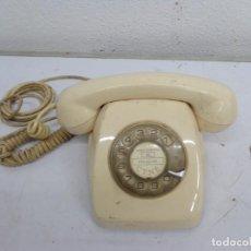 Teléfonos: ANTIGUO AÑOS 60 RETRO VINTAGE Y BOPNITO TELEFONO, COMPLETO Y EN BUEN ESTADO. Lote 222485546