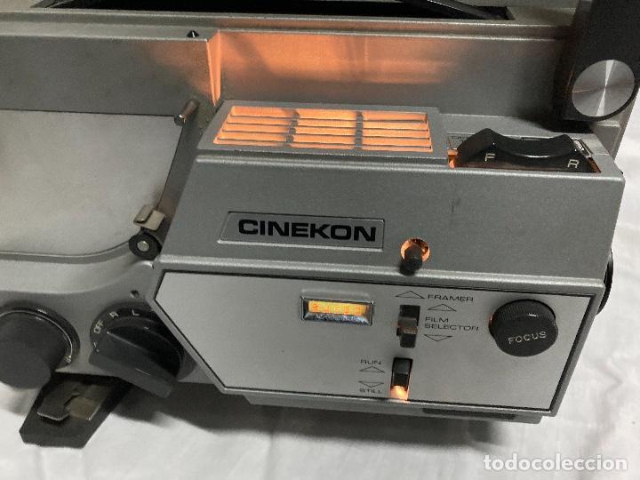 Antigüedades: CINEKON INSTDUO S 80. de SANWA JAPON. - Foto 5 - 222503962