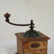 Antigüedades: ANTIGUO MOLINILLO DE CAFÉ - ELMA-. Lote 222515173