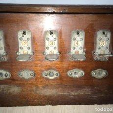 Teléfonos: CENTRALITA GRAMMONT 1910. Lote 222520123