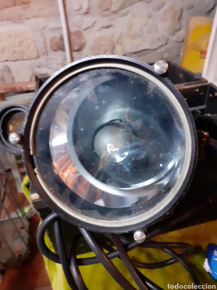 Antigüedades: Antiguo foco a visor marino para señales - Foto 2 - 222551142