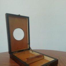 Antigüedades: VISOR GRAFOSCÓPICO GRAFOSCOPIO FINALES S.XIX. Lote 222553908