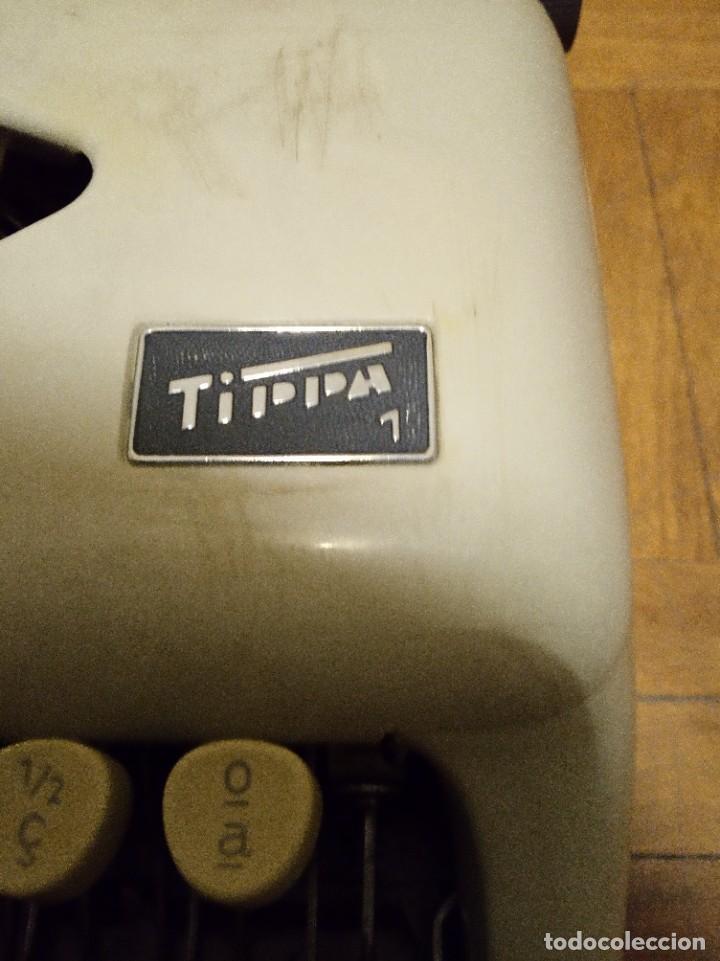 Antigüedades: Máquina de escribir Triumph Tippa 1 - Foto 5 - 275990958