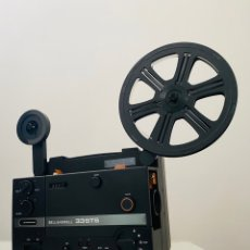 Antigüedades: BELL & HOWELL 33 STS PROYECTOR CINE SONORO. Lote 222623941