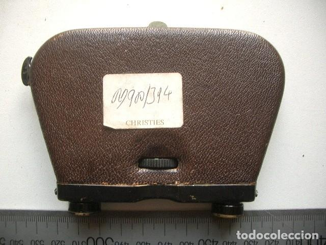 ANTIGUOS IMPERTINENTES ANTEOJOS DE ÓPERA (Antigüedades - Técnicas - Instrumentos Ópticos - Prismáticos Antiguos)