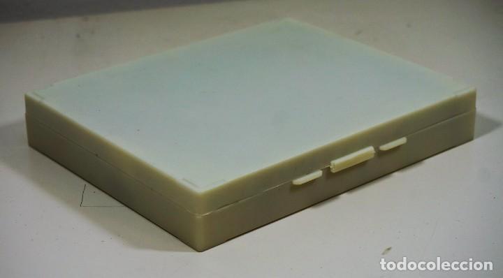 Antigüedades: MICROSCOPIO. COLECCIÓN DE 100 PREPARACIONES MICROSCÓPICAS c.1950 - Foto 16 - 222680741