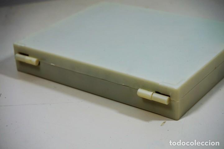Antigüedades: MICROSCOPIO. COLECCIÓN DE 100 PREPARACIONES MICROSCÓPICAS c.1950 - Foto 17 - 222680741